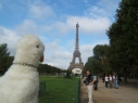 LucyK enjoying Paris, France