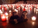 ThomasHH celebrates Christmas in Bremen, Germany