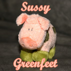 Sussy Greenfeet
